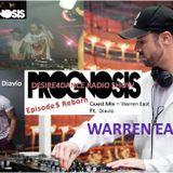 Desire4Dance Episode 5 featuring Warren East & Diavlo.