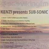 Kenzi - Viking FM Guest Mix - 26/10/01