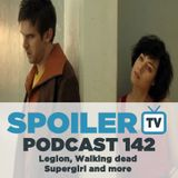 STV Podcast 142 - Legion, Walking Dead, Supergirl and more