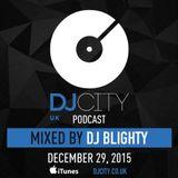 @DJBlighty - #DJCityUKMix