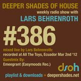 Deeper Shades Of House EXCLUSIVE guest mix