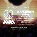 Carlos Manaça feat. Cheky Drums & BPM LIVE @ Pedra do Couto | Santo Tirso, Portugal