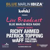 WAFF - LIVE FROM BLUE MARLIN IBIZA PART 2 - 17TH SEPTEMBER