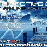 RADIOACTIVO DJ 09-2017 BY CARLOS VILLANUEVA