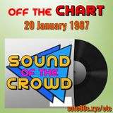 Off The Chart: 20 January 1987
