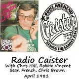 Caister Weekender Radio April 1981 Spanking with Chris Hill & Robbie Vincent uploaded by Dug Chant
