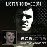 Daegon Live @ Soe.fm