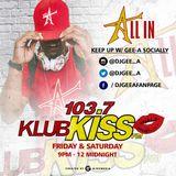 KLUB KISS 10-7-16