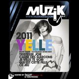 Muzik No.17 Yelle from Paris! Exclusive Interview! Hot Tecktonik