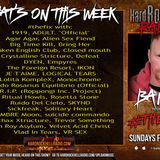 Hard Rock Hell Radio - The Fix! 19.28 4 Aug 19 - A music show for Rivets