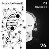 DJ MY CODE - 74