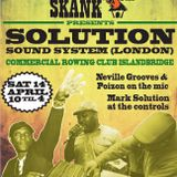 Solution Sound meets Firehouse Skank