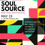 Soul Source 1-year Anniversary Promo Mix