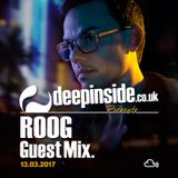 ROOG is on DEEPINSIDE