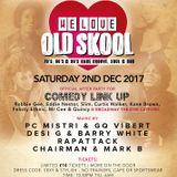 We Love Old Skool Mix