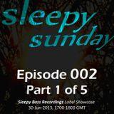 30-JUN-2013: Sleepy Bass Recordings