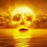 Yani - Total sunset
