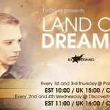 """Ex-Driver """"Land of Dreams"""" Matt Eray Guest Mix (11.09.2013) DTR"""