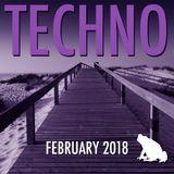Techno mix , February 2018