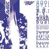 Lucas Rodenbush - Reflex @ Underlounge 07.13.2003 [Osaka, Japan]