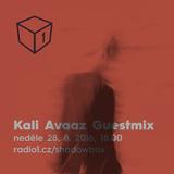 Shadowbox @ Radio 1 28/08/2016: Kali Avaaz Guestmix