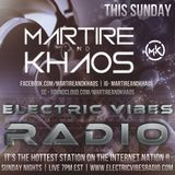 S5 Electric Vibes Radio w/Matire&Khaos and CLUB BIG DOME