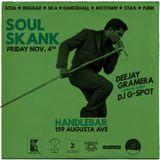 SoulSkank - Live Mix from Nov. 4, 2016 inside Handlebar