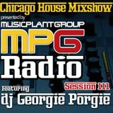 dj Georgie Porgie MPG Radio Show 111
