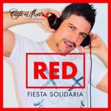 RED Party at Cafe del Mar Barcelona