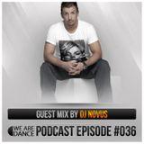 Episode #036 (DJ Novus aka Groove Coverage)