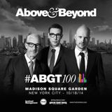 Above & Beyond @ Group Therapy Radio 100 (Madison Square Garden New York) 2014-10-18