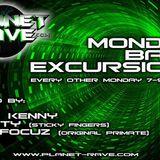 Monday Bass Excursions Show 1st Sept 2014