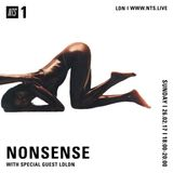 Nonsense w/ LDLDN (Leon Ware Special) - 26th February 2017