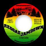 REGGAE JAMDOWN Radio Show June 19 2015 (Humboldt County, California)