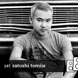 Soundwall Podcast #147: Satoshi Tomiie