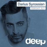deephouseit podcast 013 Darius Syrossian