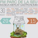 FM PARC DE LA SEU. MÚSICA, MERCAT I GASTRONOMIA