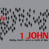 1 John 1:5-10 — Test #1: Walking In The Light
