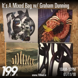 01/11/18 - It's A Mixed Bag w/ Graham Dunning