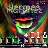 Hermes Martinez - Plus One #18 (September 2014)