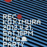 REC @ AIR PT1 - 21 APRIL 2012-KO KIMURA live in the mix