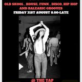 JIM PAPE & DEAN TOPHAM LIVE @ THE TAP, RAMSBOTTOM 31.08.18