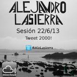 Sesión Tweet 2000 (22/6/13)
