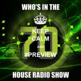 lecxis dj _Who's In The House Radio Show #70