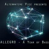 Allegro : A Year of Bass