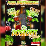 FLEXX INTERNATIONAL SOUND LIVE AUDIO RECORDING ON DOSEOFIT RADIO pt 51 /  Juni 2017
