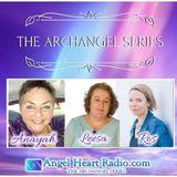 Archangel Sandalphon: Ep 1 The Archangel Series on Angel Heart Radio