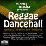 Barry Andy Reggae Dancehall 2014 Mix