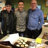 Gary Barlow and Holly Johnson on BBCRadio 2 - interview + 1st play of the single Ascension