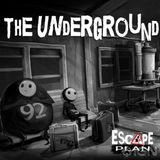 Exclusive underground- Alex Paint -  Artes Club Estudio -  Eliptica New